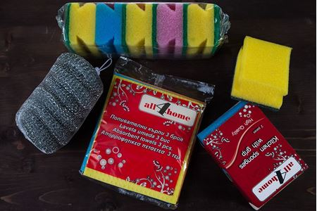 Снимка за категория Кърпи, гъби и ръкавици