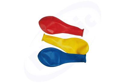 Снимка на А балони цветни 20пак x 10бр