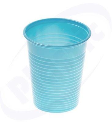 Снимка на Светло синя чаша Купорони 20 бр.