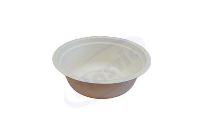 Снимка на Еко купа за супа пулп 18oz 12х50бр