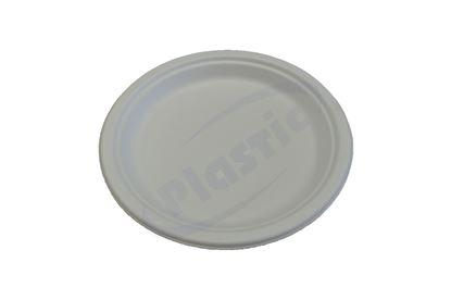 Снимка на Еко чинии пулп Ф220 8х50 бр./кашон ИС