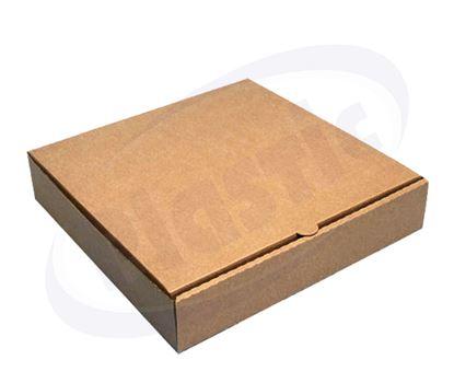 Снимка на Кутии за пица 25 см, 50 бр./стек