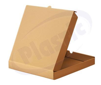 Снимка на Кутии за пица 28 см 50 бр/стек ВП
