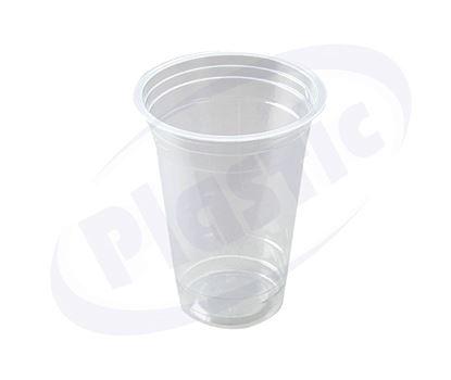 Снимка на Чаши ПЕТ 500 мл. MG-016 тежка 20х50бр/кашон