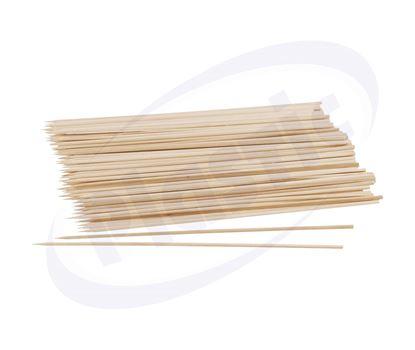 Снимка на СН бамбуков шиш 200мм/2.5мм 100бр/пак 200 пак/каш