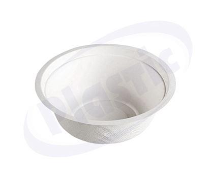 Снимка на Еко купа за супа пулп 500мл Л001 Eco4home 20х25бр ПР